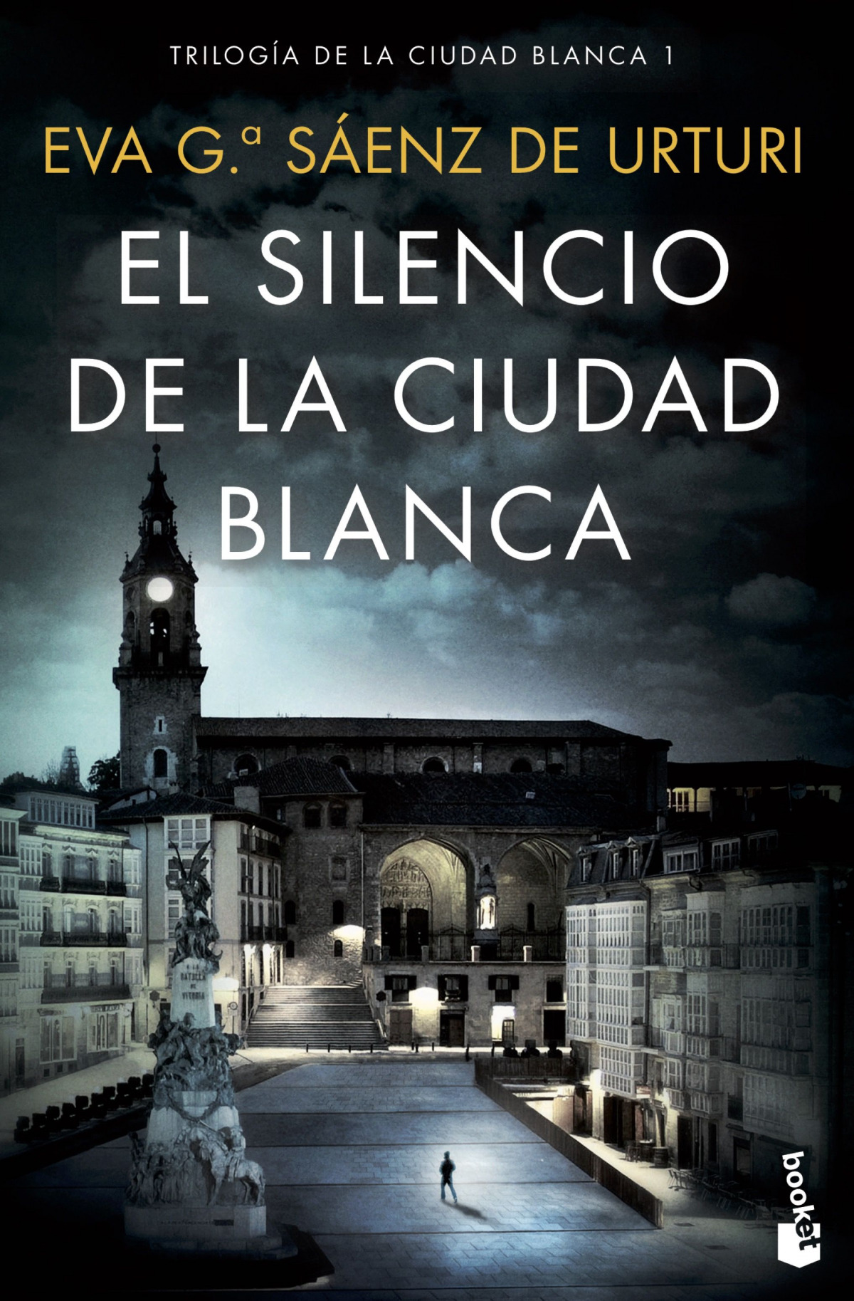 El silencio de la ciudad blanca 9788408223160