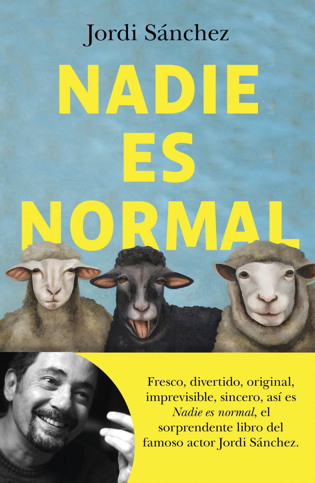 Nadie es normal 9788408239086