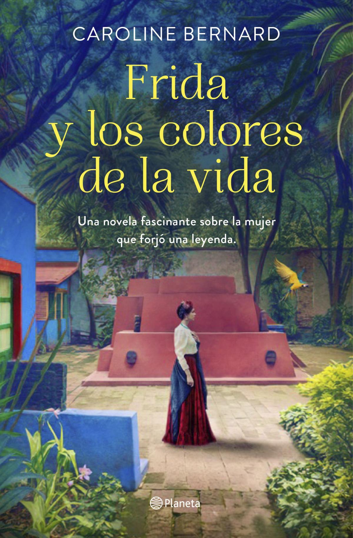 Frida y los colores de la vida 9788408241249
