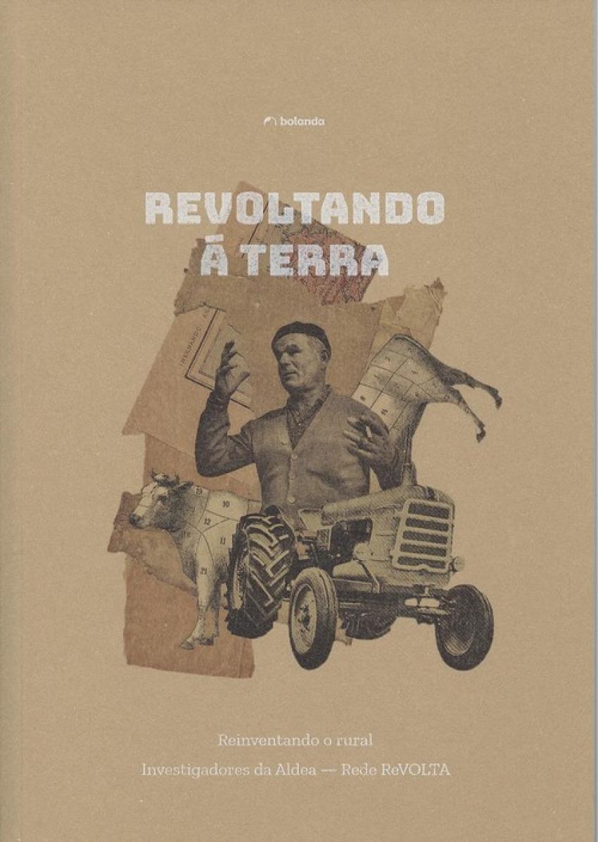 REVOLTANDO A TERRA 9788409018161