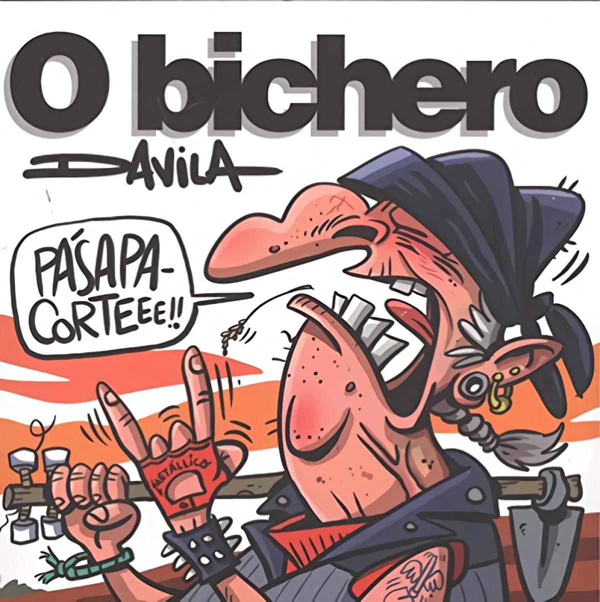 O BICHERO 9788409063741