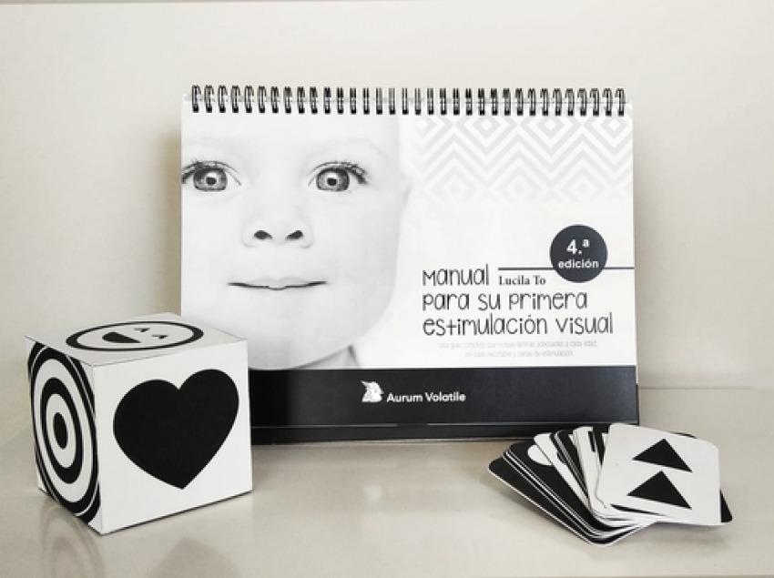 Manual para su primera estimulación visual 9788412009330