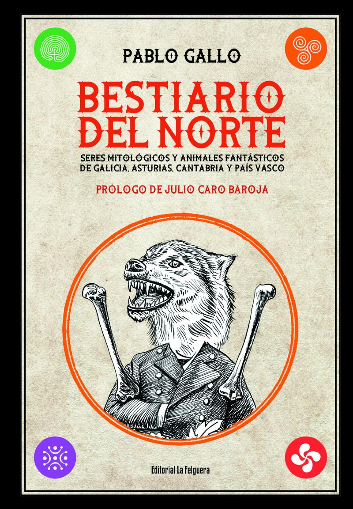 BESTIARIO DEL NORTE 9788412044287