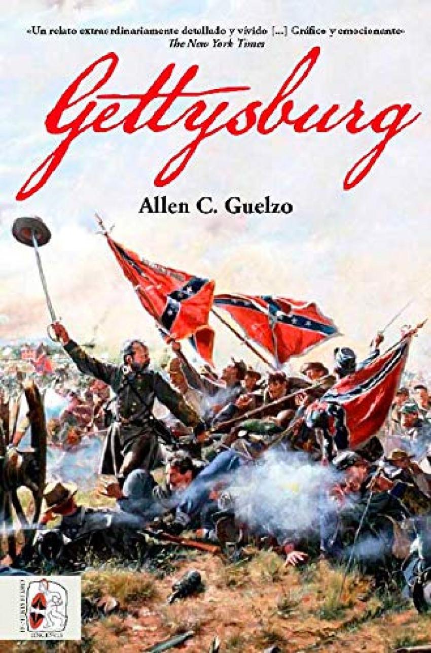 Gettysburg 9788412079852