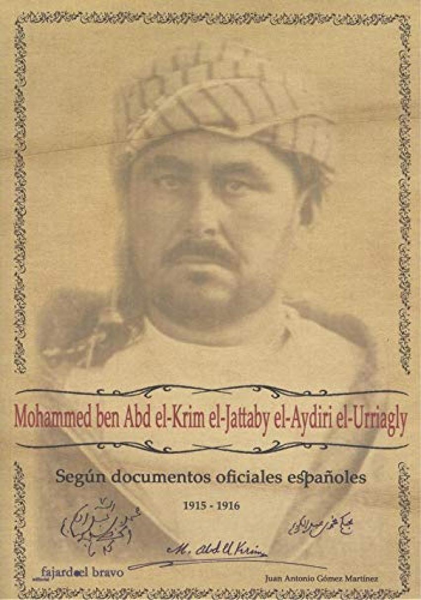 MOHAMMED BEN ABD EL-KRIM EL-JATTABY EL-AYDIRI EL-URRIAGLY 9788412099447