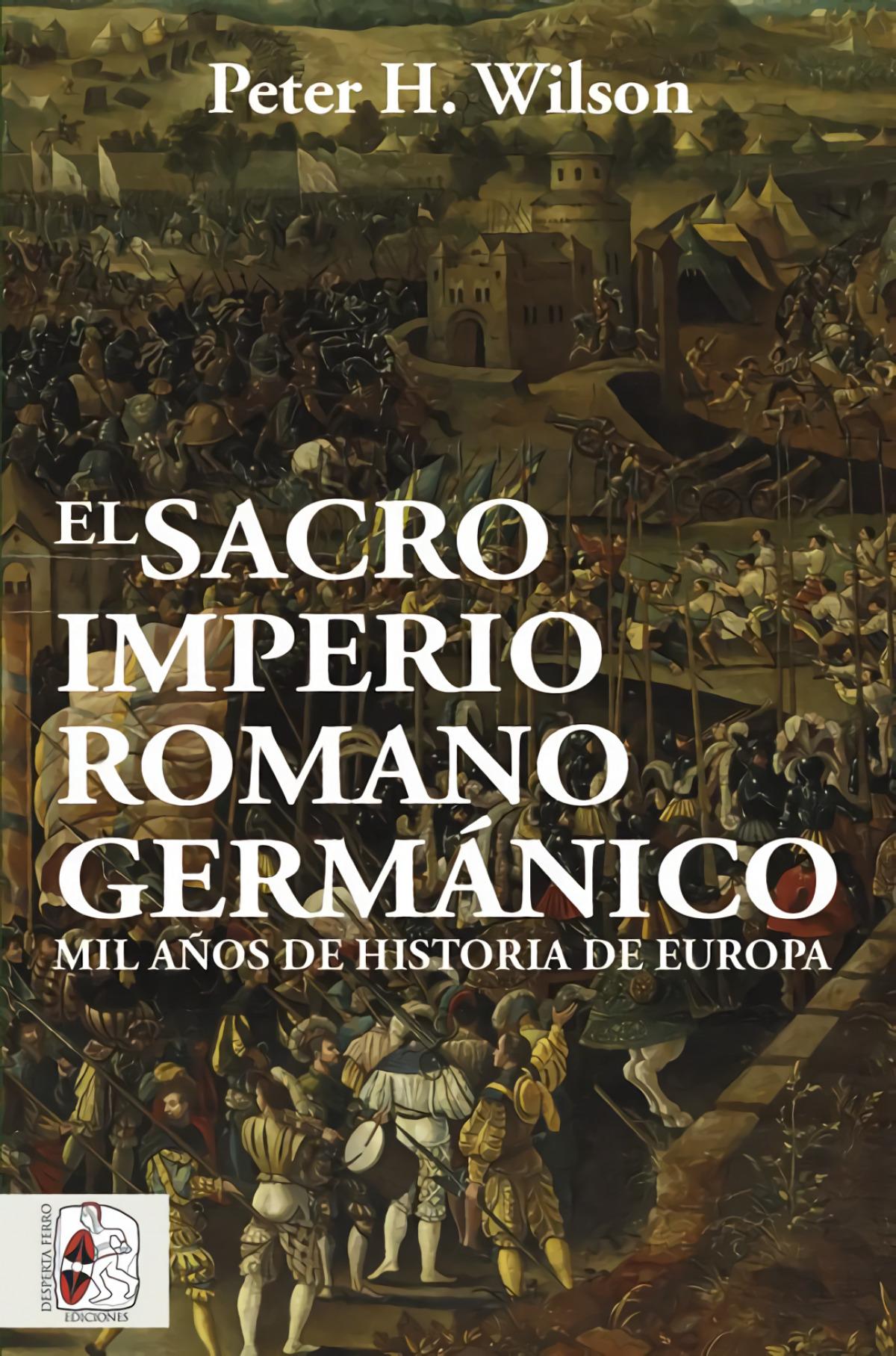 El Sacro Imperio Romano Germánico 9788412105322