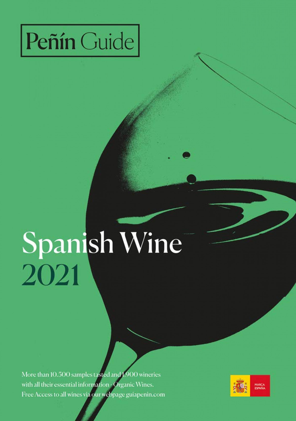 PEñIN GUIDE SPANISH WINE 2021 9788412240214