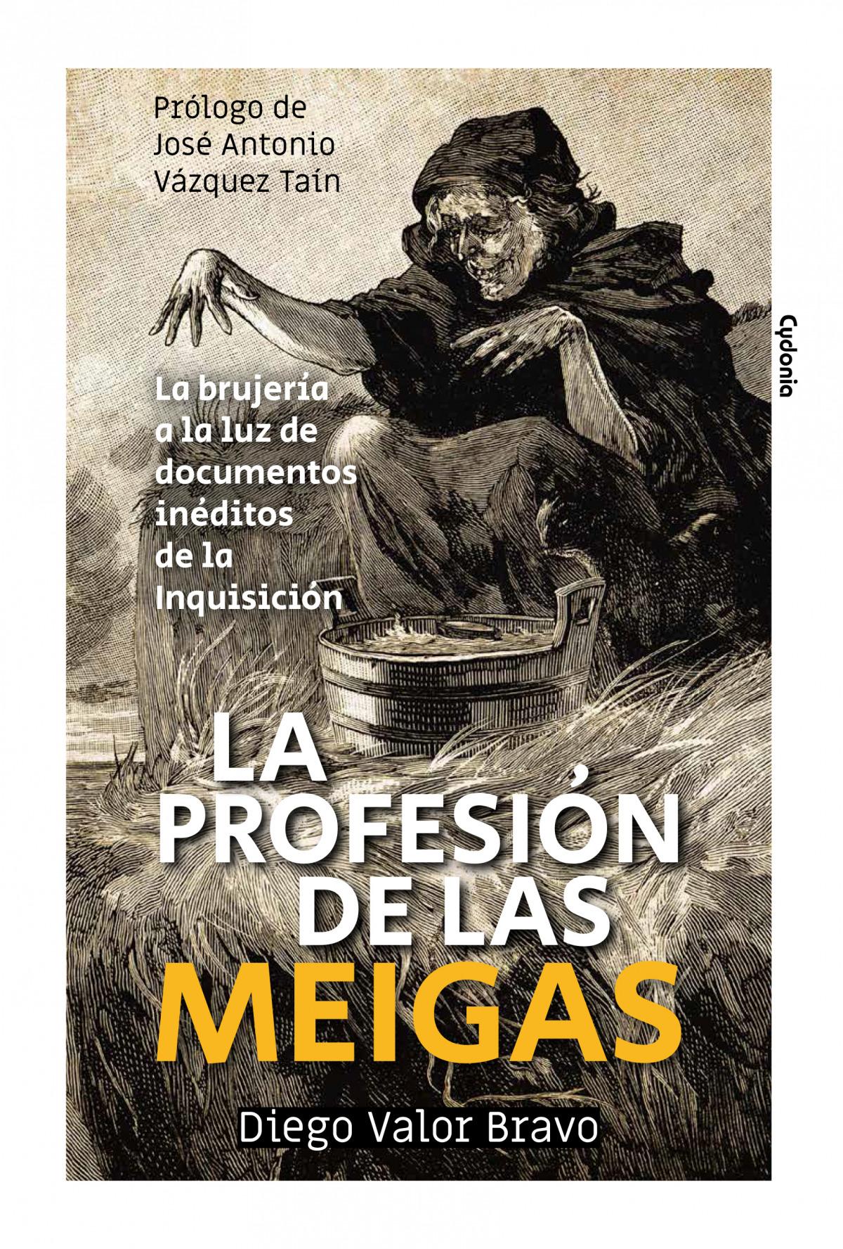 LA PROFESIÓN DE LAS MEIGAS (LA BRUJERÍA A LA LUZ DE DOCUMENTOS INÉDITOS DE LA I