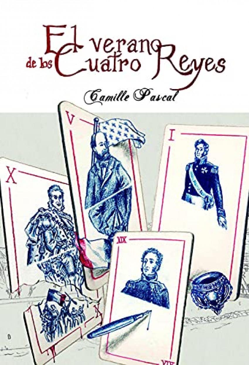 EL VERANO DE LOS CUATRO REYES 9788412241303