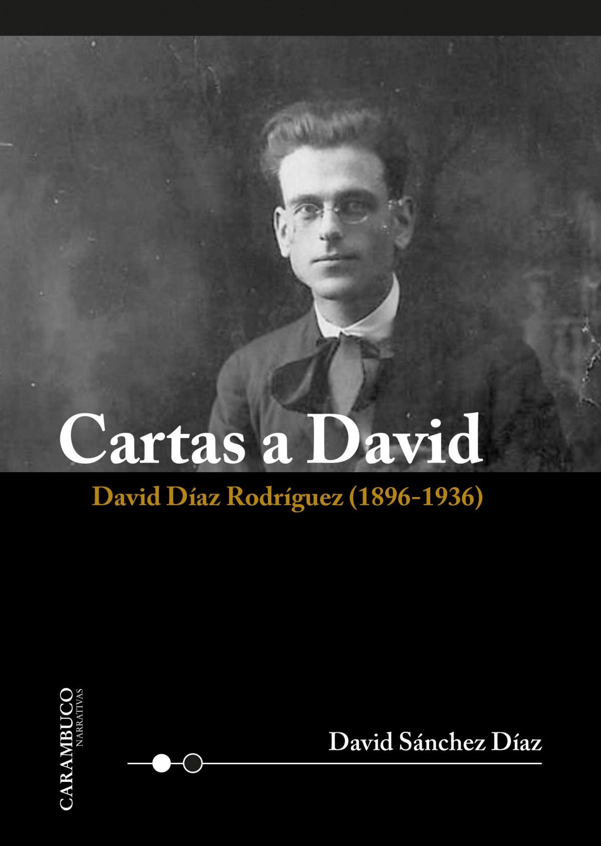 Cartas a David. David D¡az Rodr¡guez (1896-1936) 9788412241808