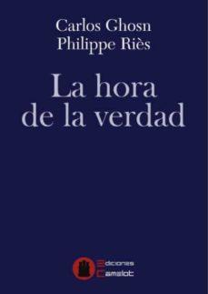 HORA DE LA VERDAD,LA 9788412243390