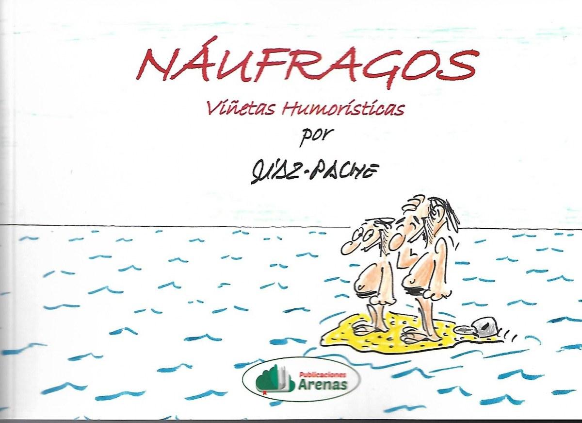 NAUFRAGOS- VIñETAS HUMORISTICAS 9788412266429