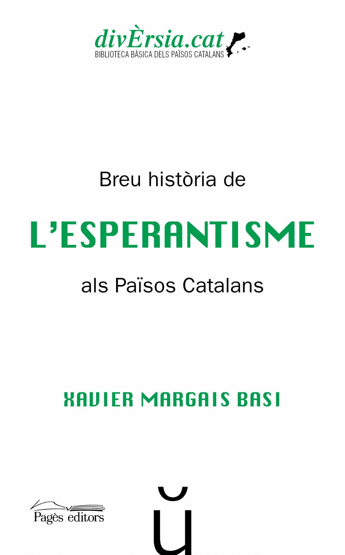 Breu hist.ria de l Esperantisme als Països Catalans 9788413031576
