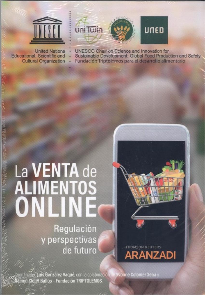 VENTA DE ALIMENTOS ONLINE 9788413081502