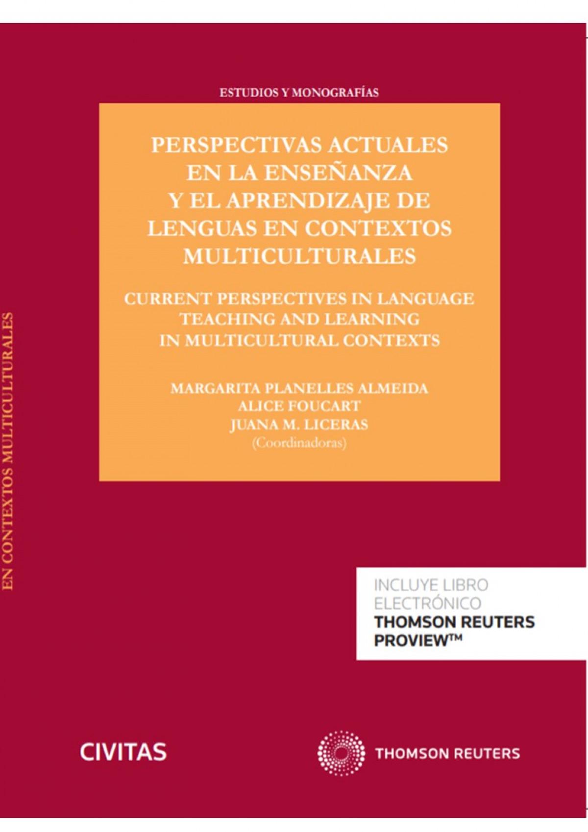 Perspectivas actuales en la enseñanza y el aprendizaje de lenguas en contextos multiculturale