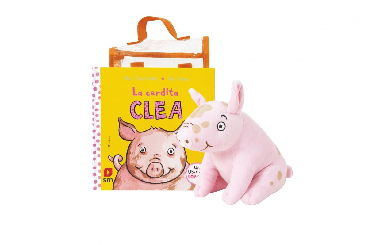 La Cerdita Clea Pack 9788413181738