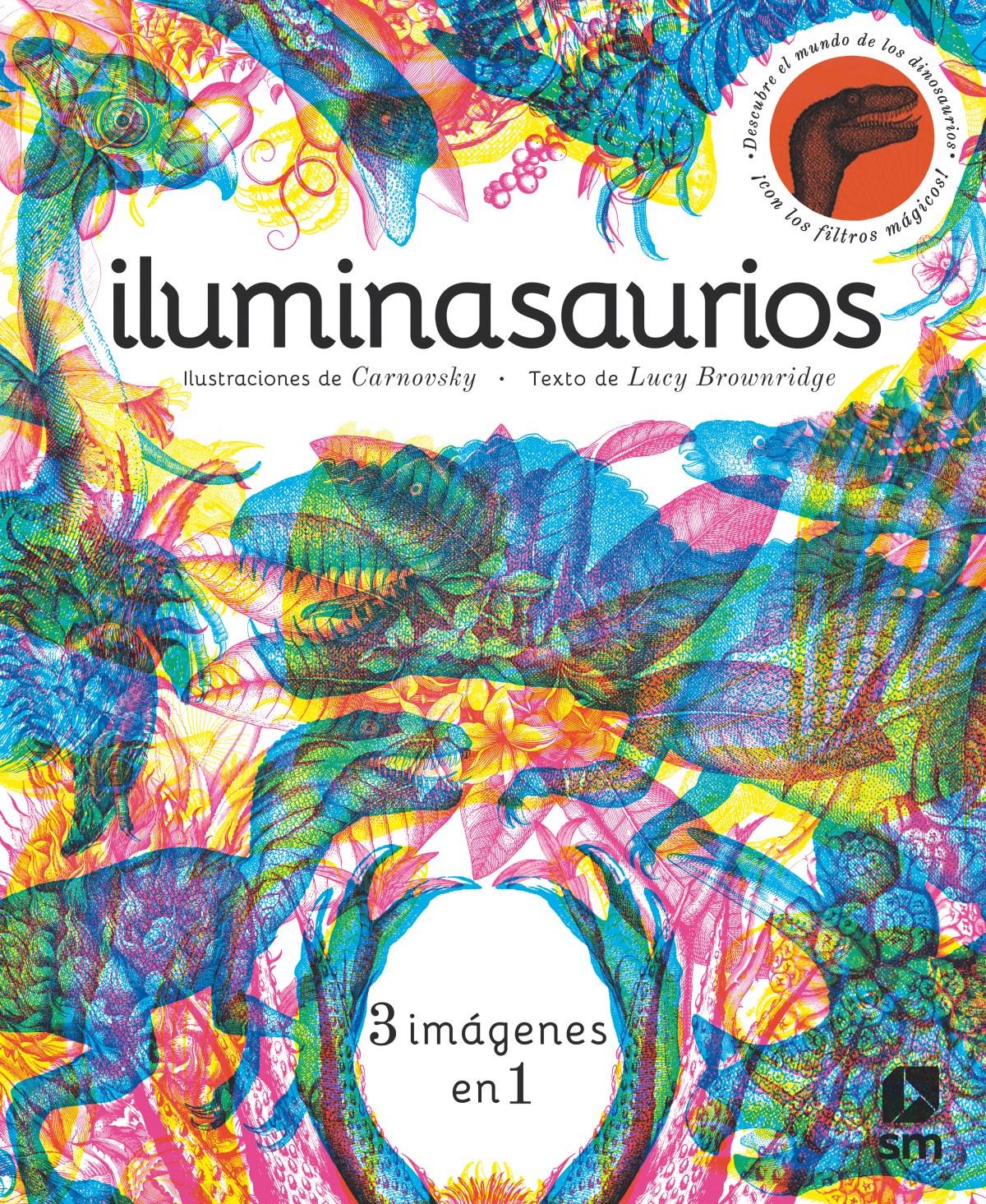 Iluminasaurios 9788413185743