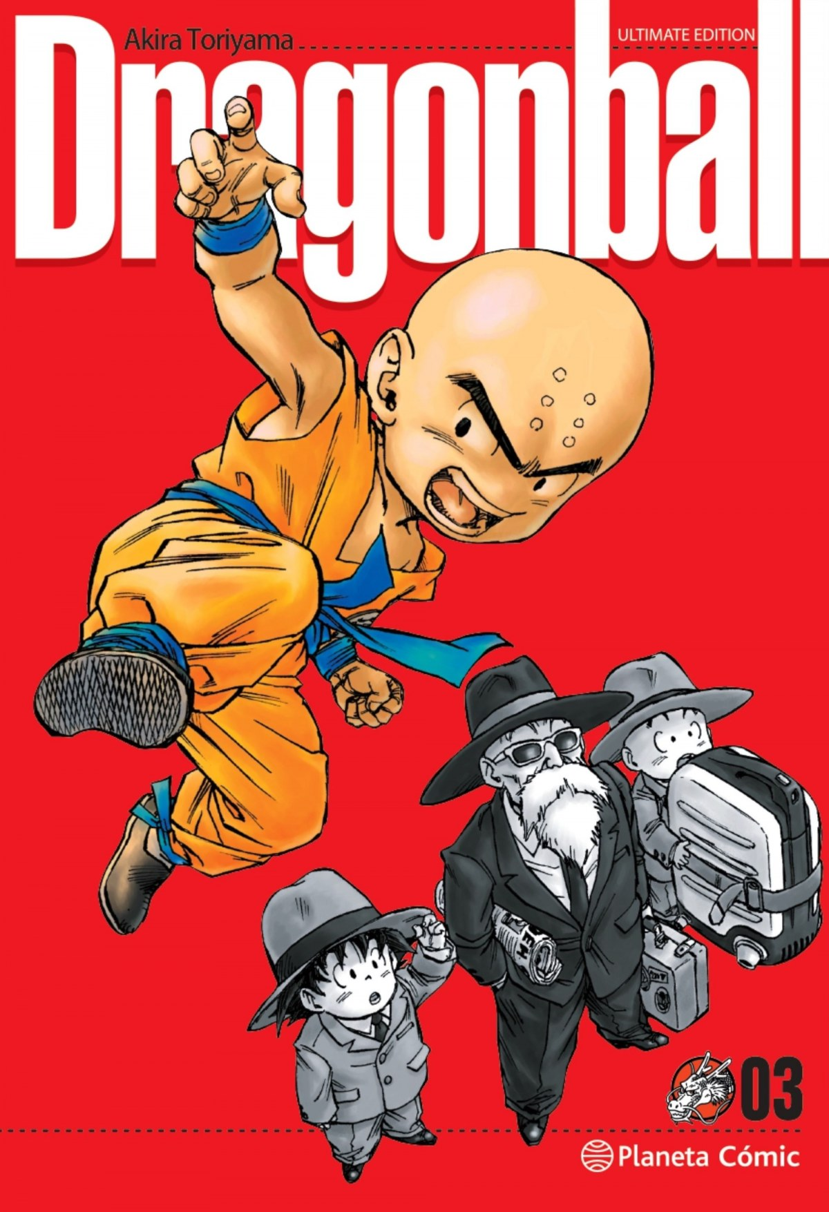 Dragon Ball Ultimate num.03/34