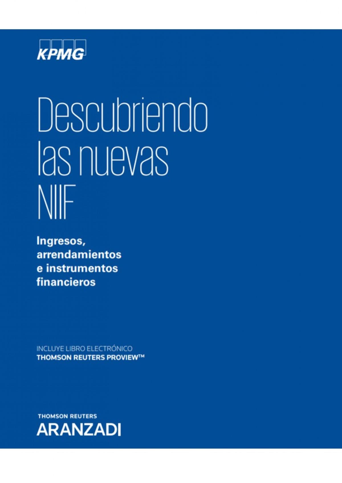 Descubriendo las nuevas NIIF 9788413451558