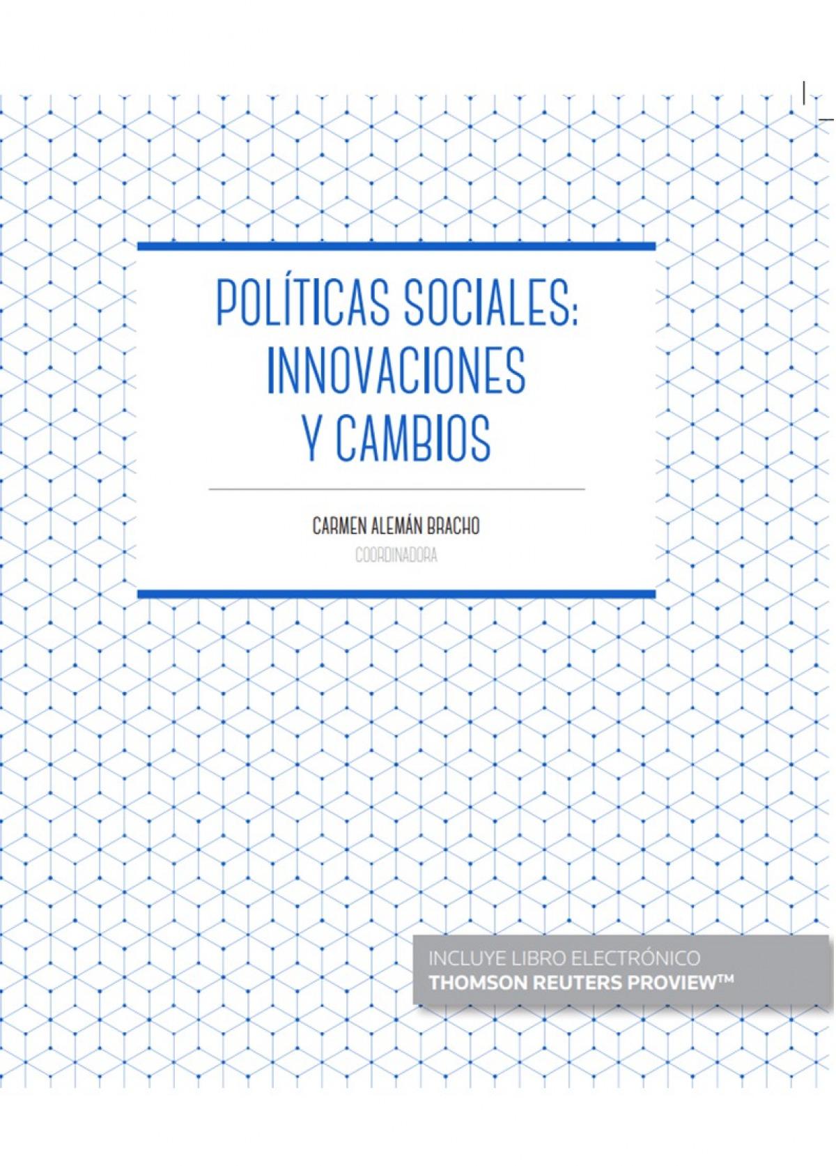 Pol¡ticas Sociales: innovaciones y cambios (Papel + e-book) 9788413453644