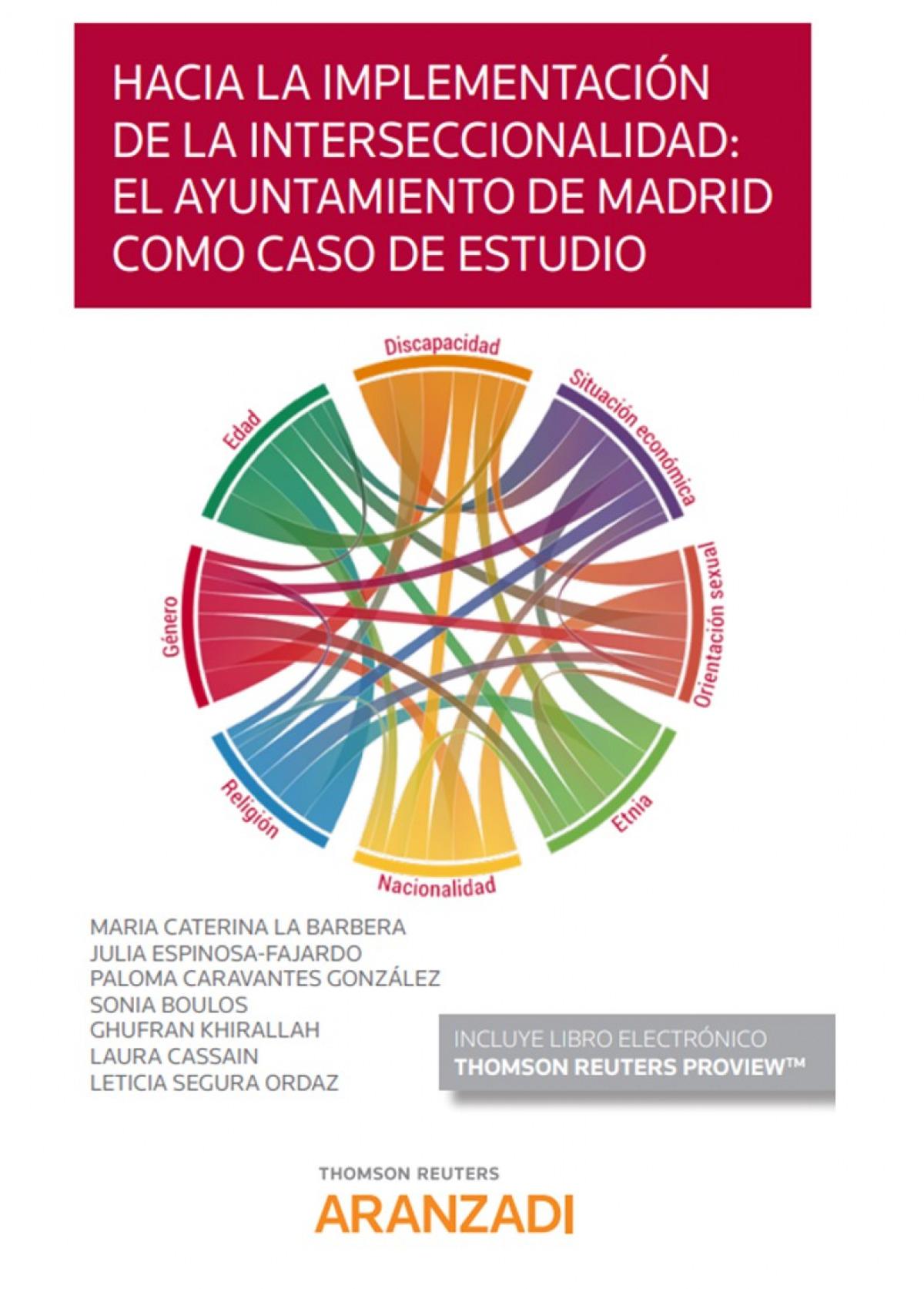 Hacia la implementación de la interseccionalidad: el Ayuntamiento 9788413456058