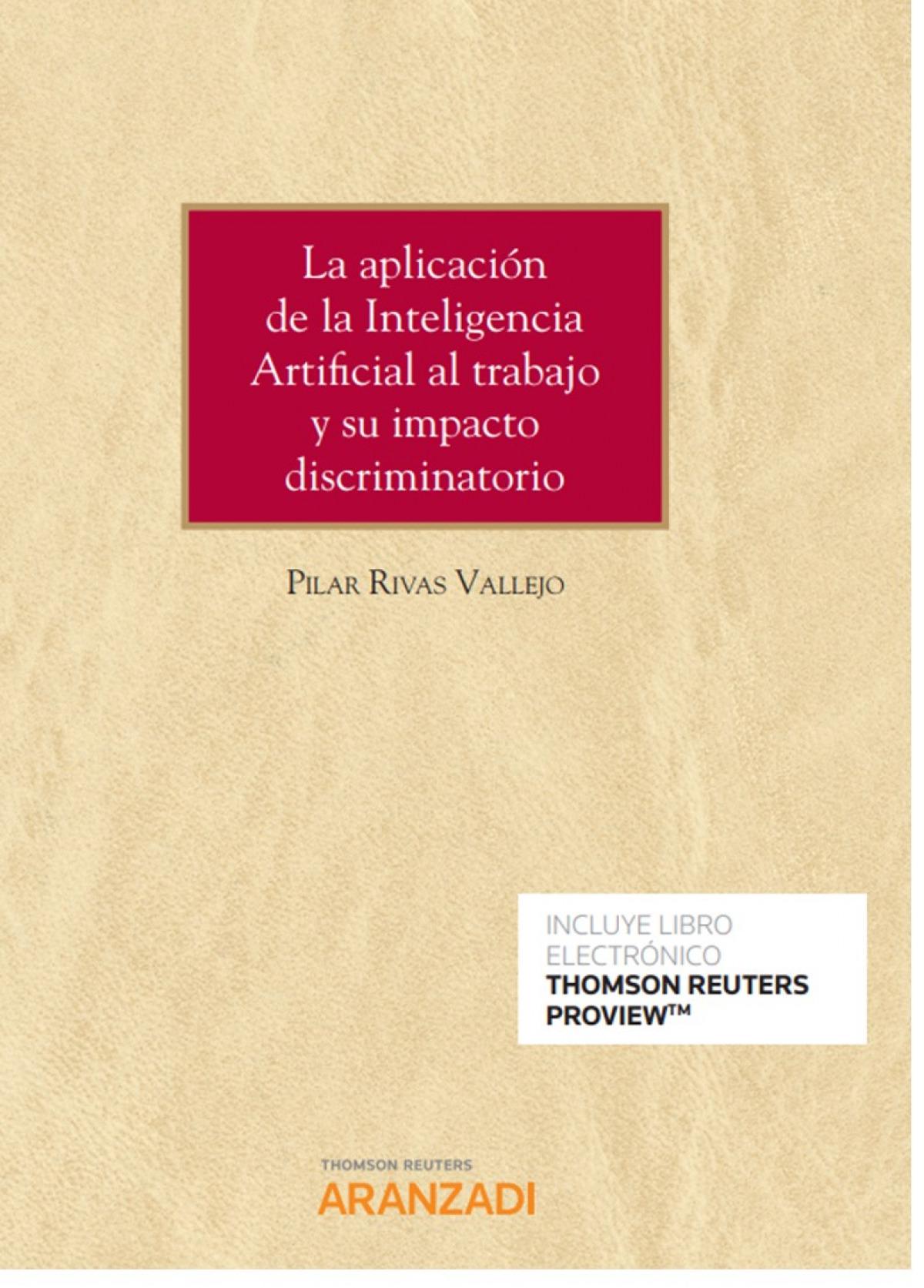 APLICACION INTELIGENCIA ARTIFICIAL TRABAJO IMPACTO DISCRIMI 9788413457055