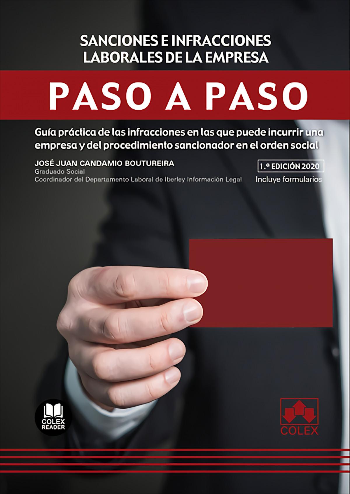 Sanciones e infracciones laborales de la empresa 9788413590677