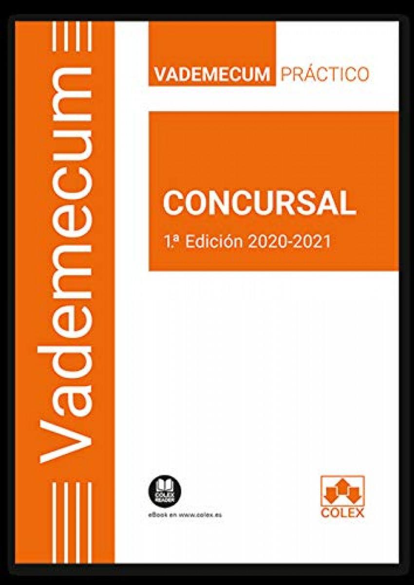 VADEMECUM PRACTICO CONCURSAL 2020-2021 9788413590837