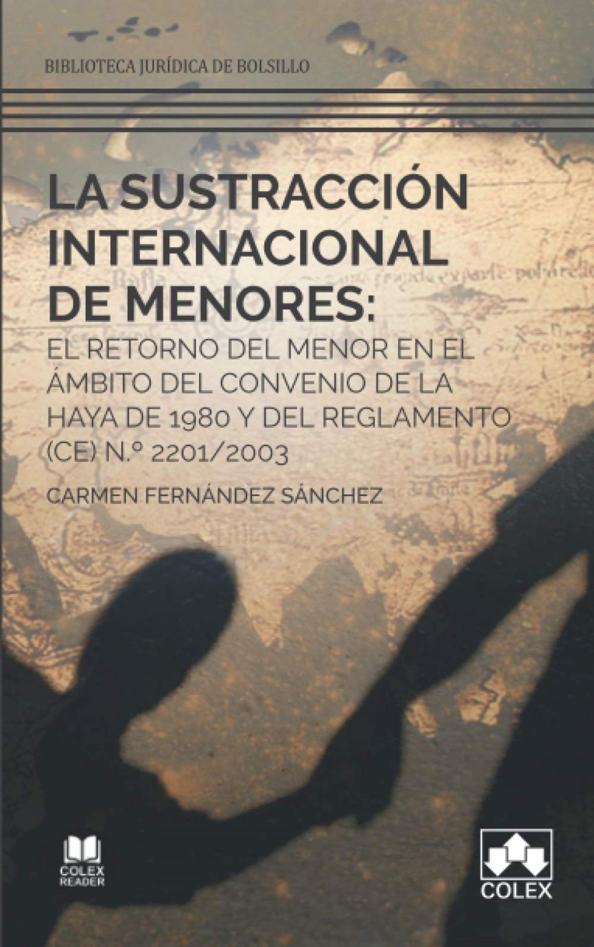 Sustrcción internacional de menores, La 9788413590875