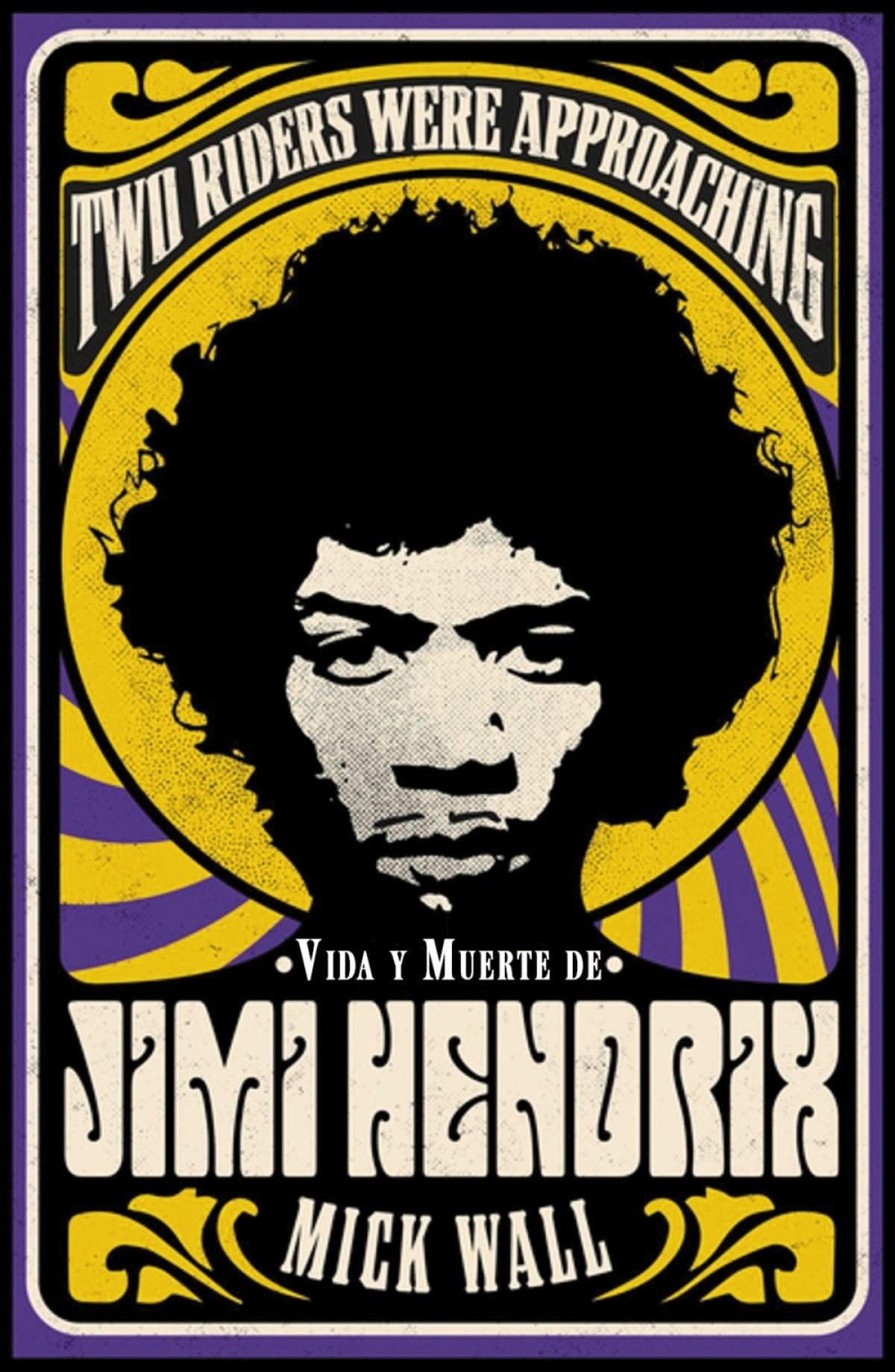 Vida y muerte de Jimi Hendrix 9788413620619