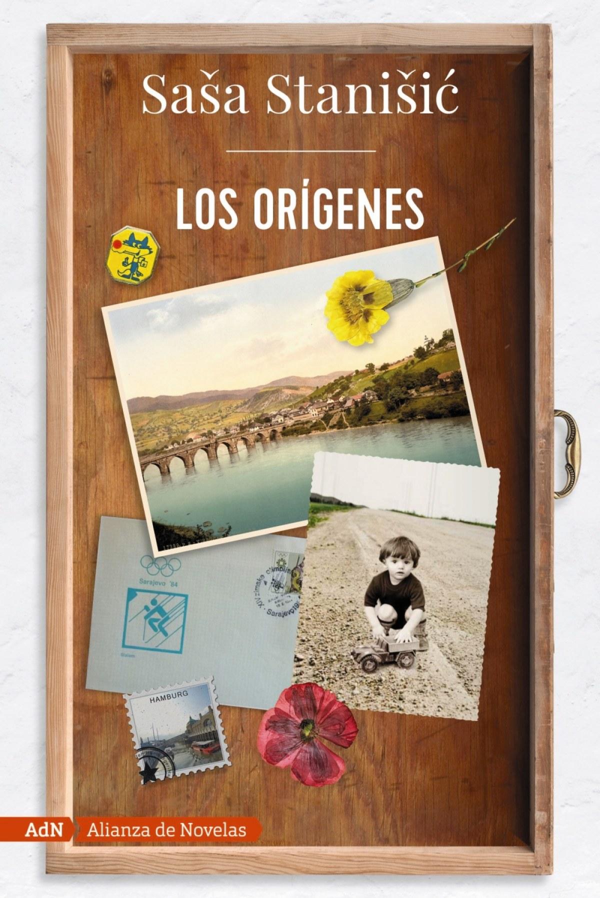Los or¡genes (AdN) 9788413620800