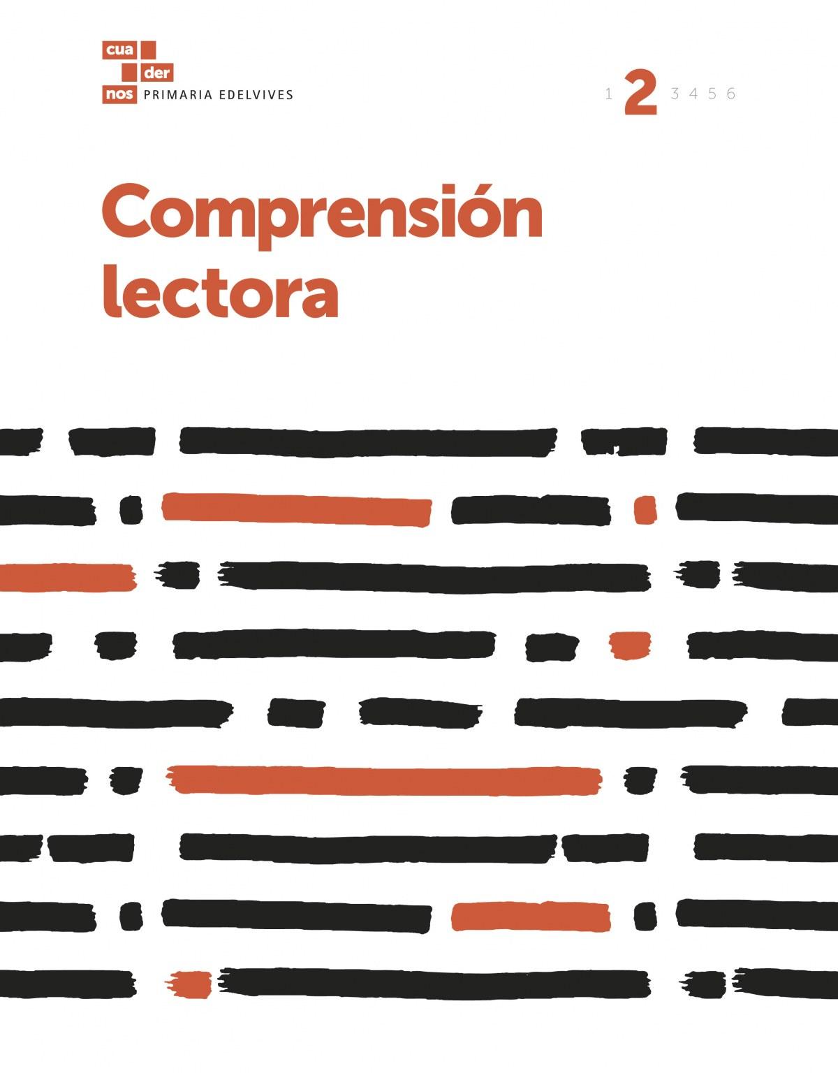 CUADERNO DE COMPRENSIÓN LECTORA 2o. PRIMARIA 2017 9788414007037