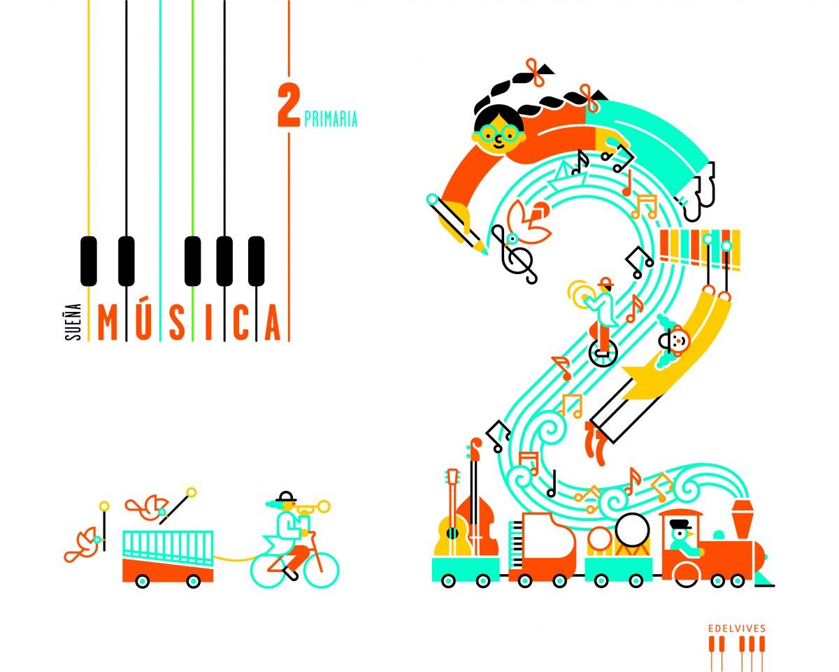 MUSICA 2 PRIMARIA SUPERPIXEPOLIS 9788414007297