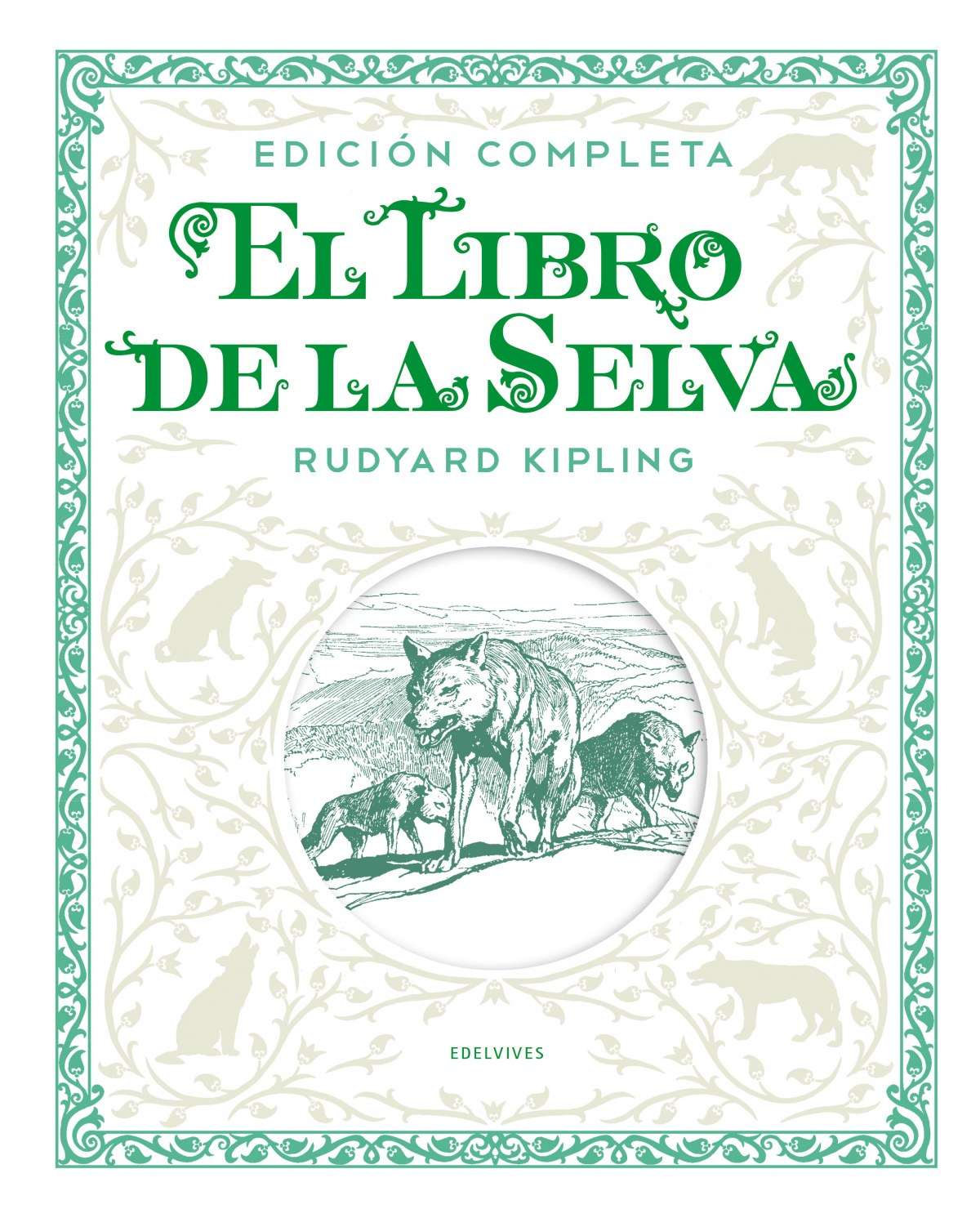 EL LIBRO DE LA SELVA 9788414011300