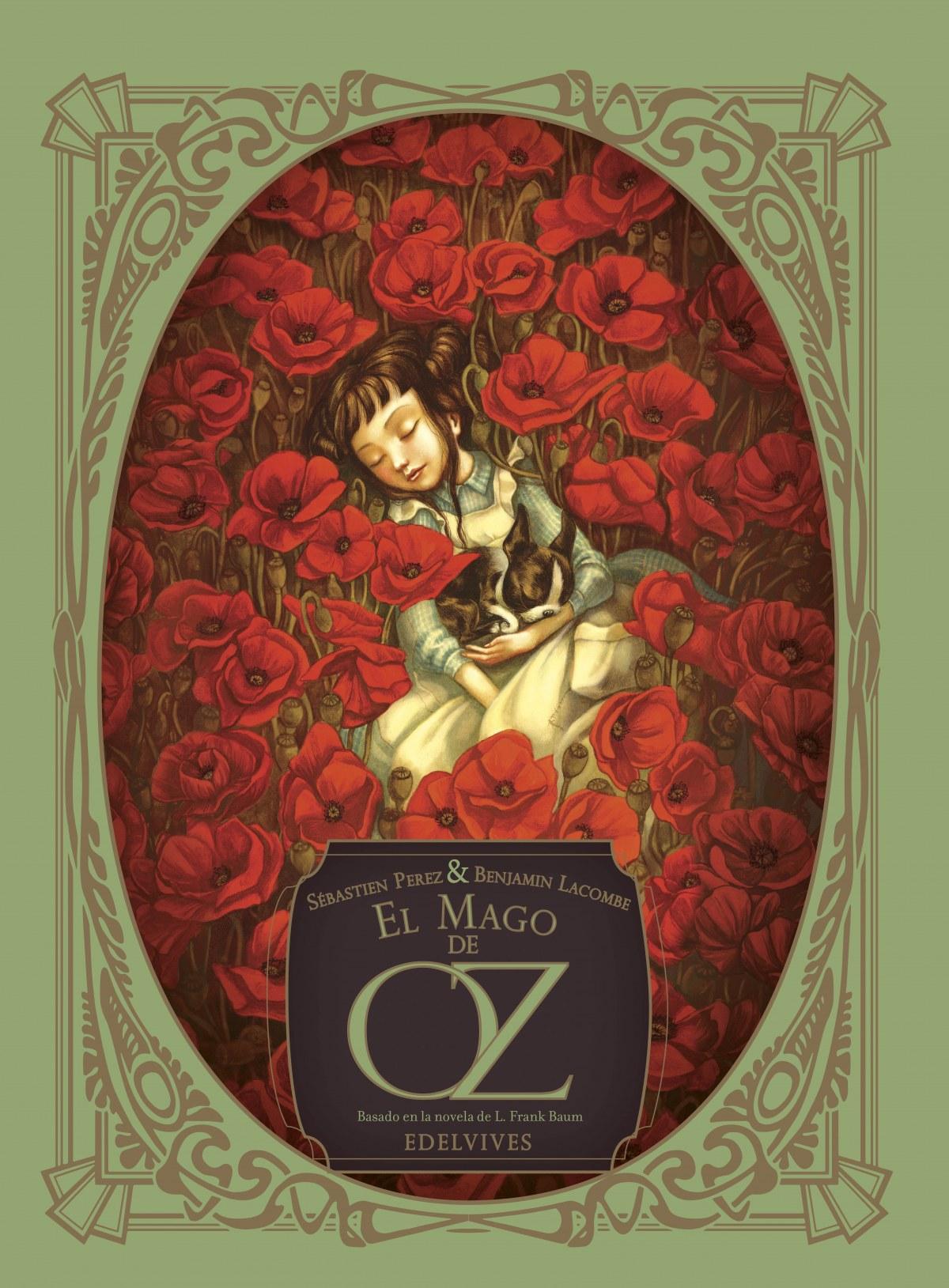 EL MAGO DE OZ 9788414016930