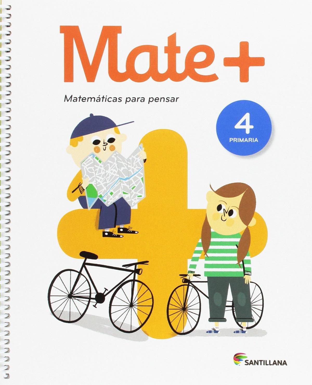 4PRI MATE+ MATEM PARA PENSAR ED17 9788414105306
