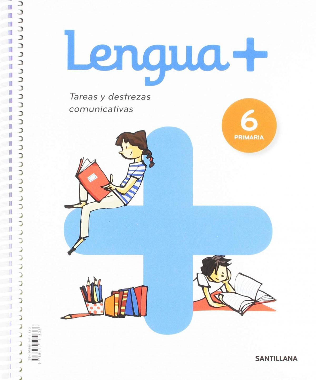LENGUA+ CASTELLANA 6 PRIMARIA ED2019 9788414111833