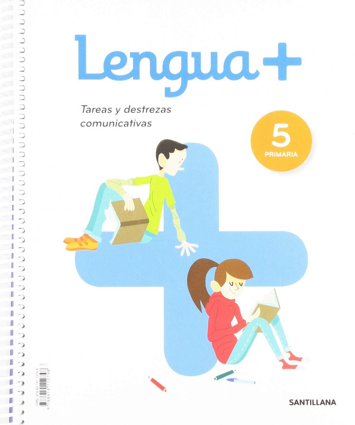 LENGUA+ CASTELLANA 5 PRIMARIA ED2019 9788414112748