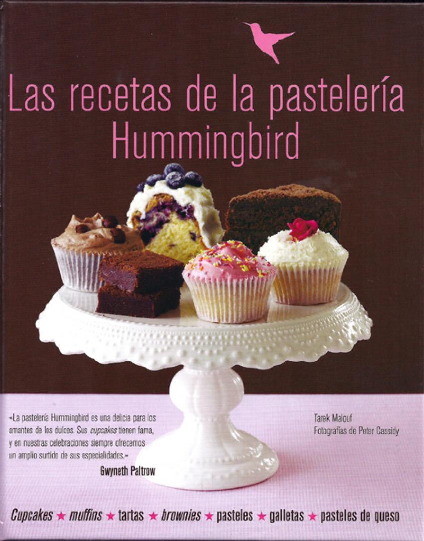 Las recetas de la pastelería Hummingbird 9788415053170