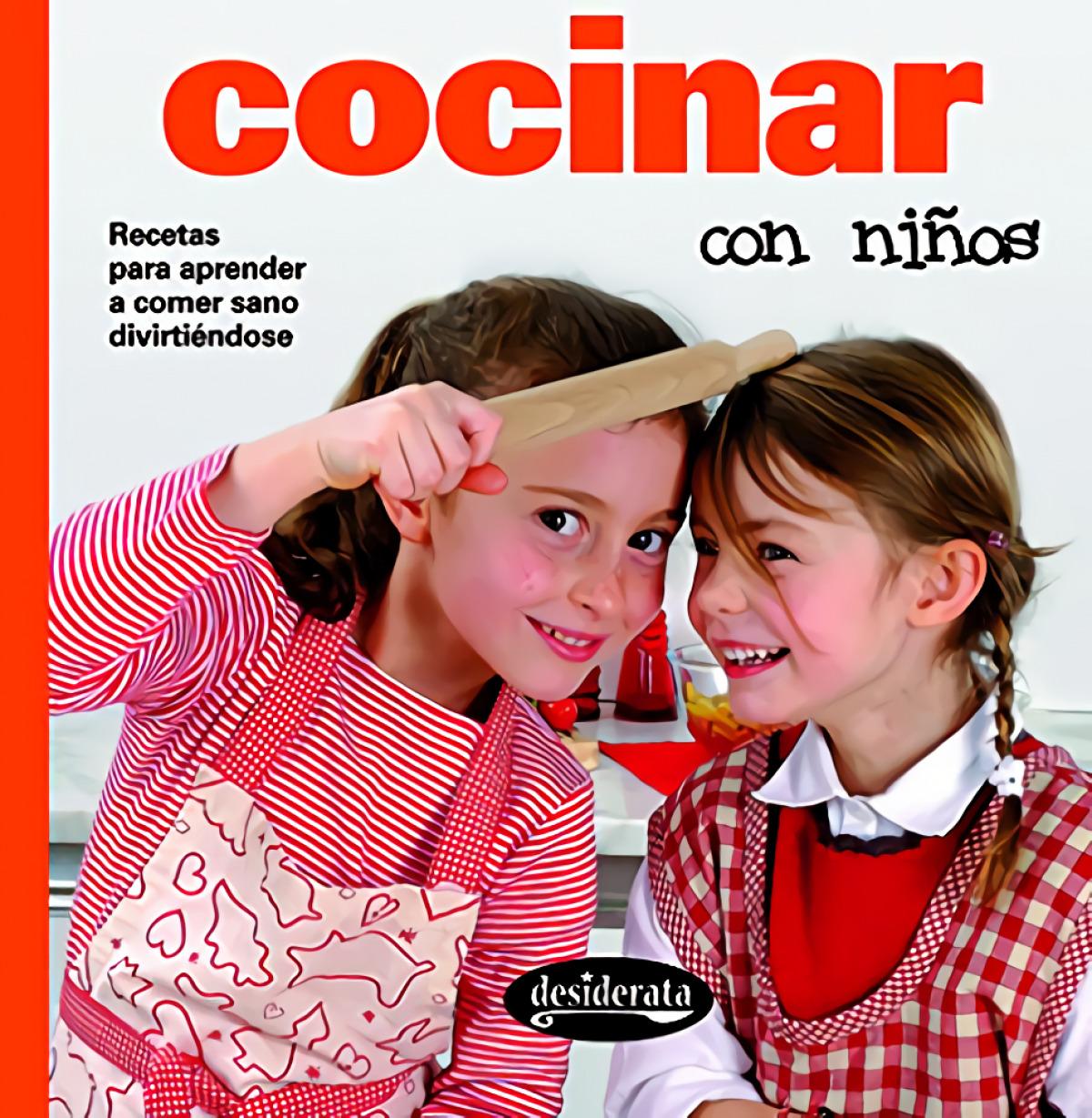 Cocinar con niños 9788415094029