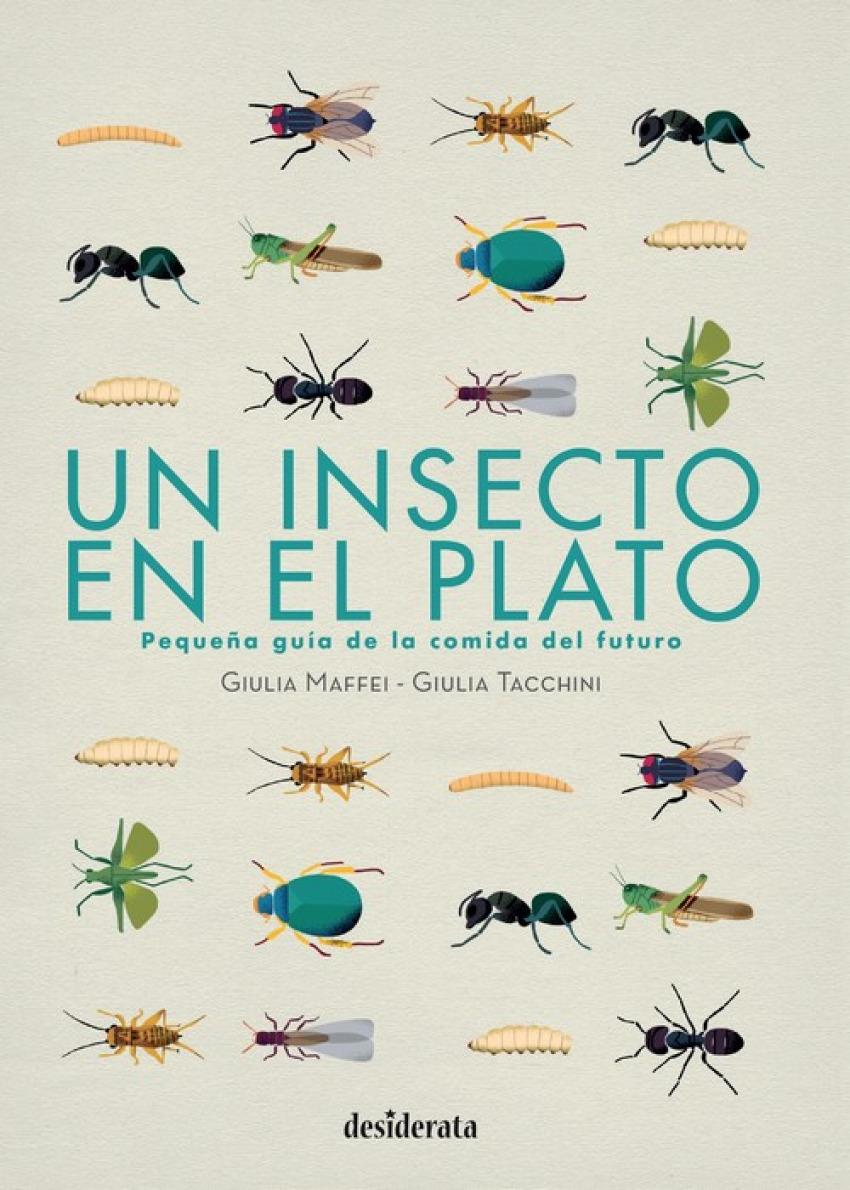 Un insecto en el plato 9788415094302