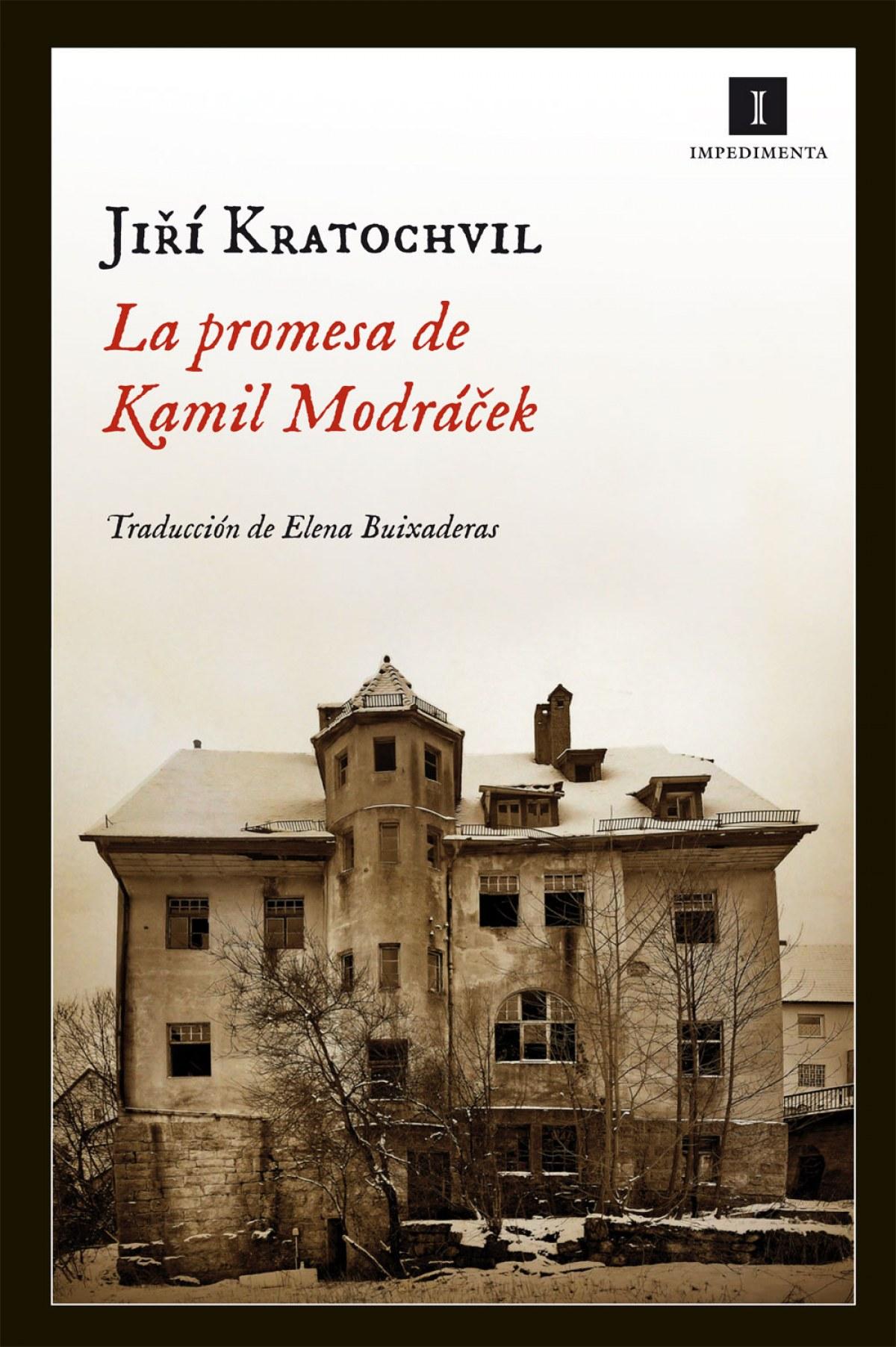 La promesa de Kamil Modrácek 9788415130420
