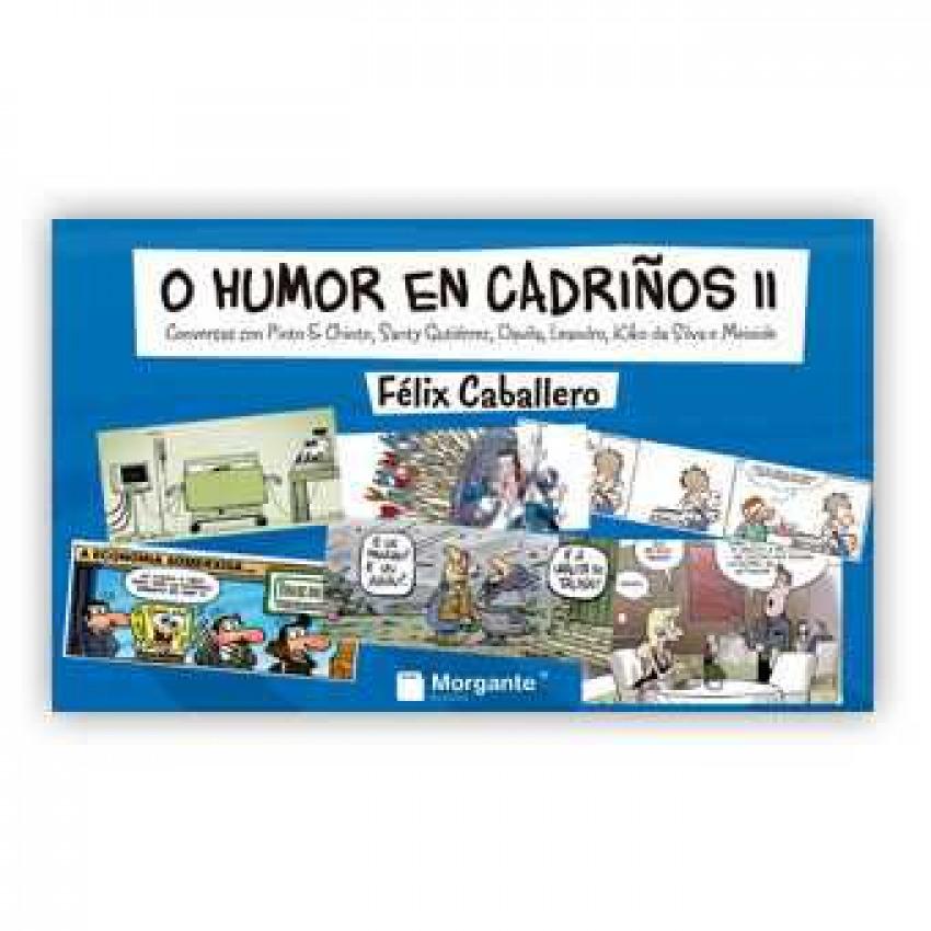 O HUMOR EN CADRIñOS II 9788415166665