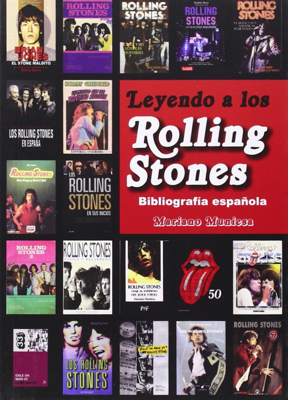 Leyendo a los rolling stones: bibliografia española 9788415191933