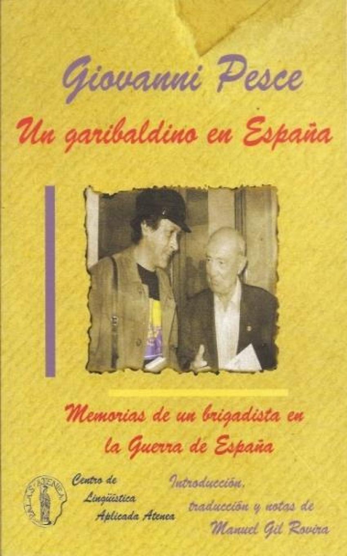 Un garibaldino en España 9788415194064