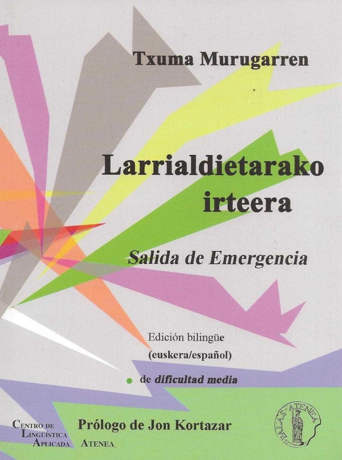 Salida de emergencia 9788415194088