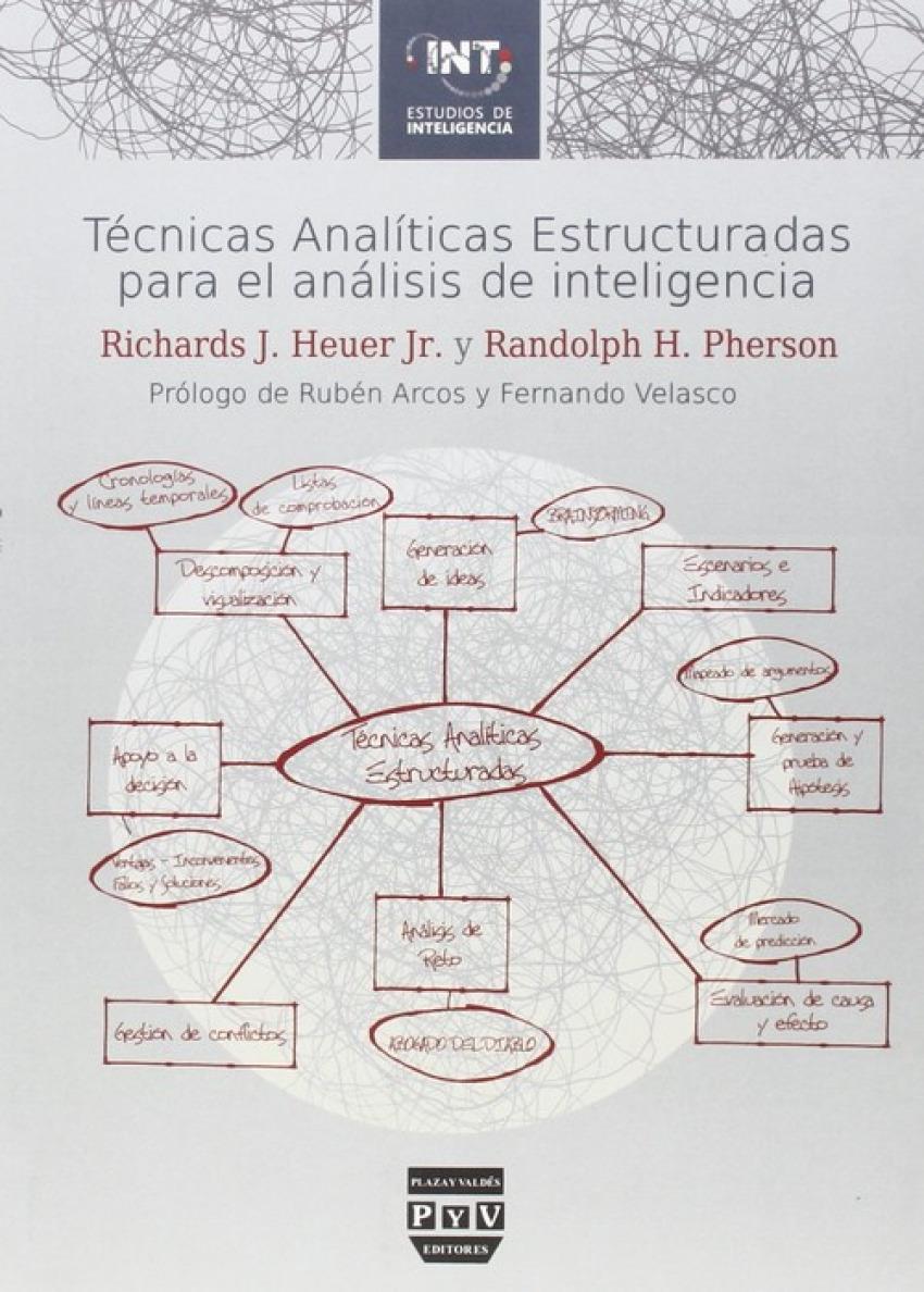 Técnicas anal¡ticas estructuradas para el analisis de inteligencia 9788415271673