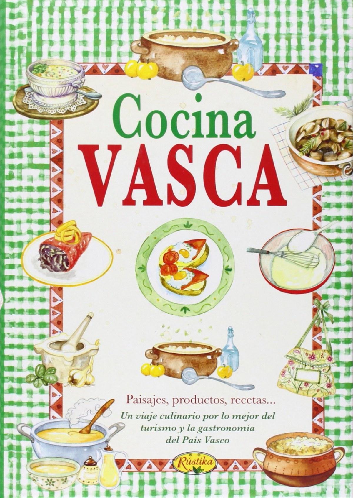 Cocina vasca 9788415401742