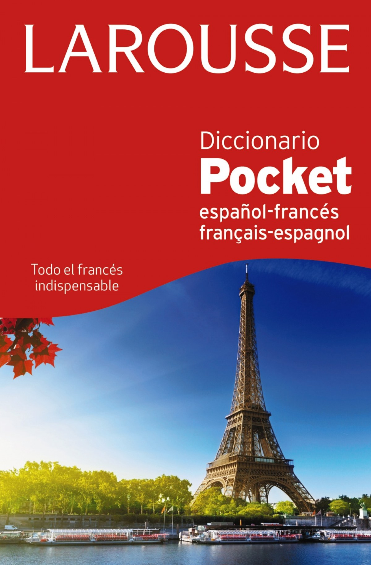 Diccionario pocket Español-Francés 9788415411055