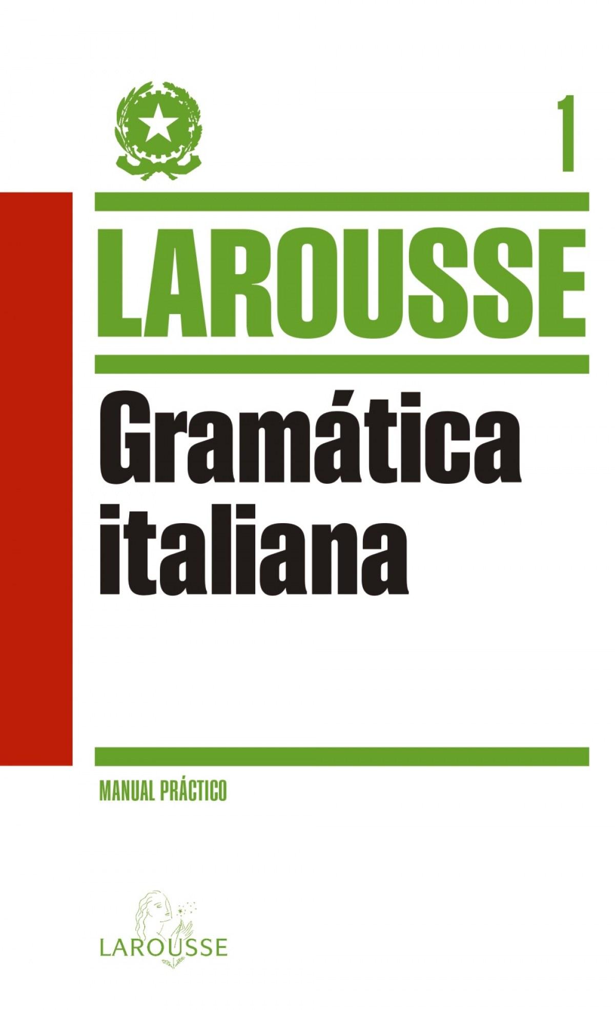 Gramatica italiana 9788415411932